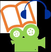 Icone d'outils multimédias